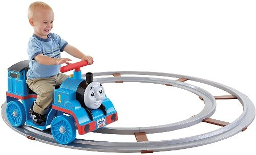 Power Wheels Thomas Train With Track
