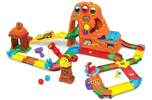 Vtech Treasure Mountain Train Adventure