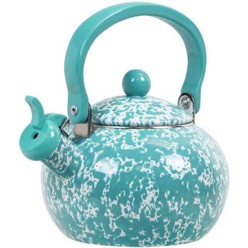 Whistling Stove Tea Kettle - Gifts For Tea Lovers - Gifts For Women Over 50