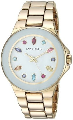Anne Klein Quartz Metal and Alloy Dress Watch