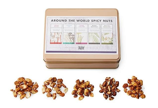Around the World Spicy Nut Collection