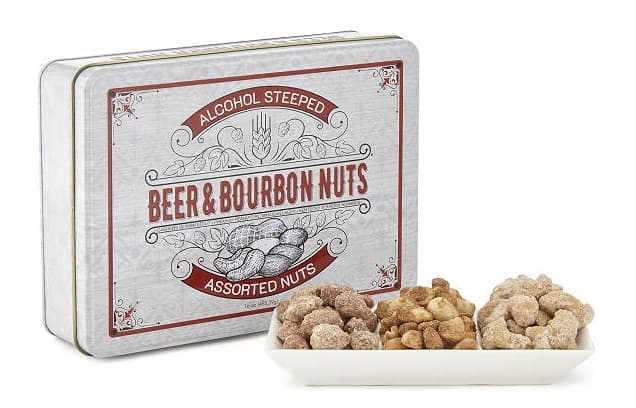 Beer and Bourbon Nuts