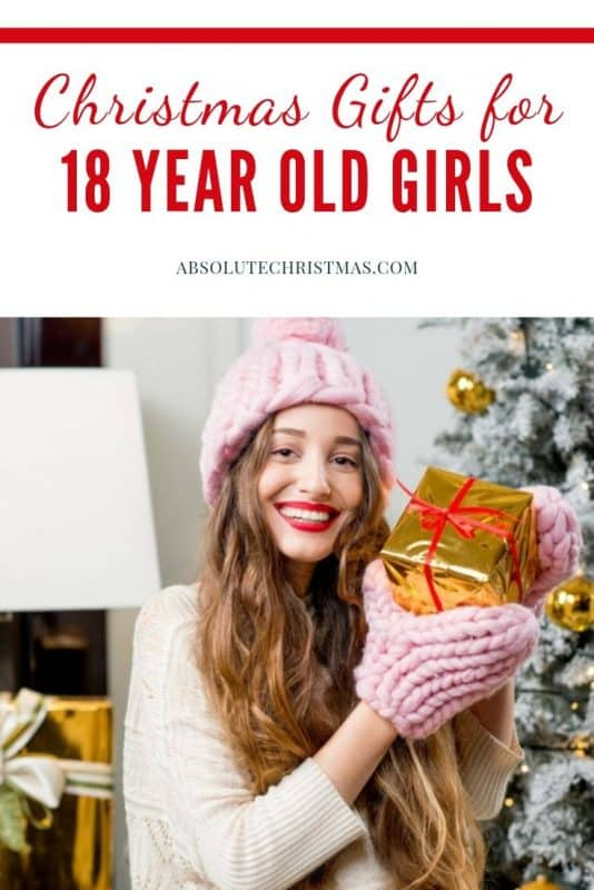 Christmas Gifts for 18 Year Old Girls