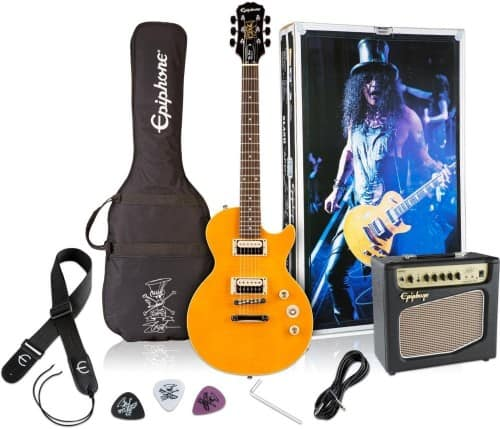 Epiphone Slash Les Paul Electric Guitar Performance Package