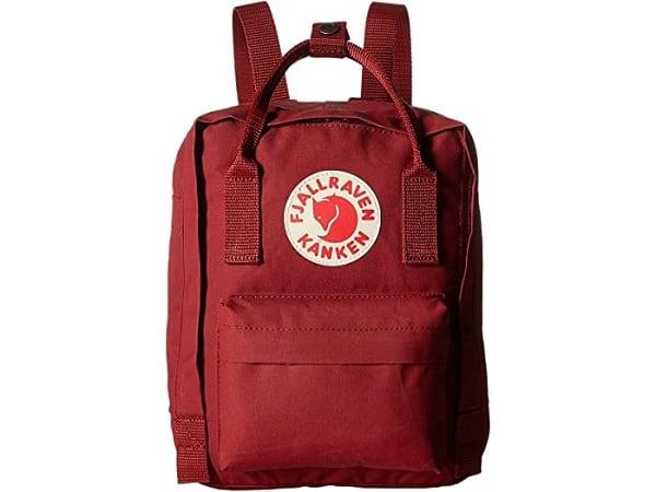 Fjällräven Kånken Mini Backpack - Ox Red