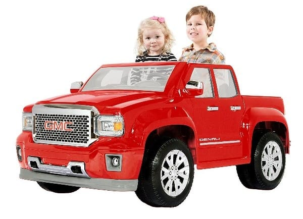 GMC Sierra Denali Battery Powered Ride On