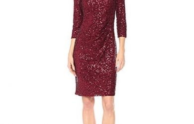 Jessica Howard Sequin Shift Dress
