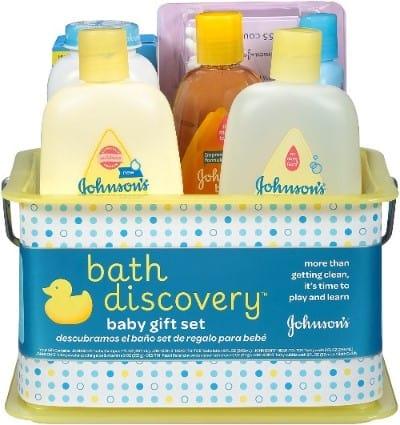Johnson's Bath Discovery Gift Set