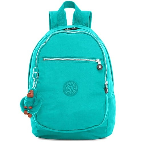 Kipling Challenger II Backpack Turquoise