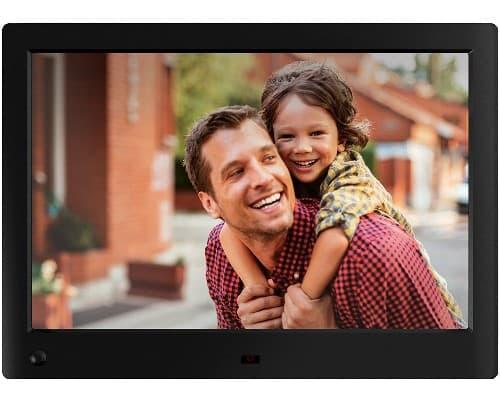 NIX Advance - 10 inch Widescreen Digital Photo & HD Video Frame