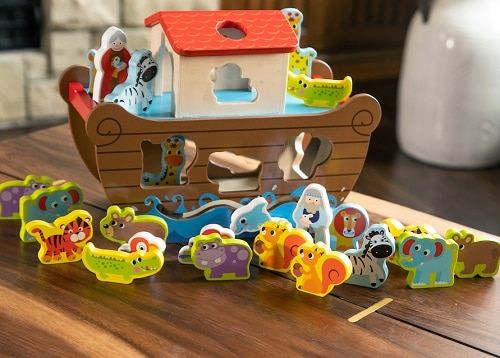 Noah's Ark Sort & Play Set
