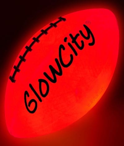 Official Size LED Light Up Football
