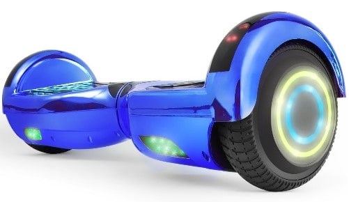 Self Balancing Scooter Hoverboard With Bluetooth Speaker and LED Light