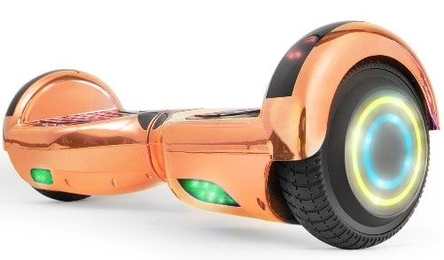 self balancing scooter hoverboard with bluetooth speaker and led lights christmas gifts for 11 year old girls