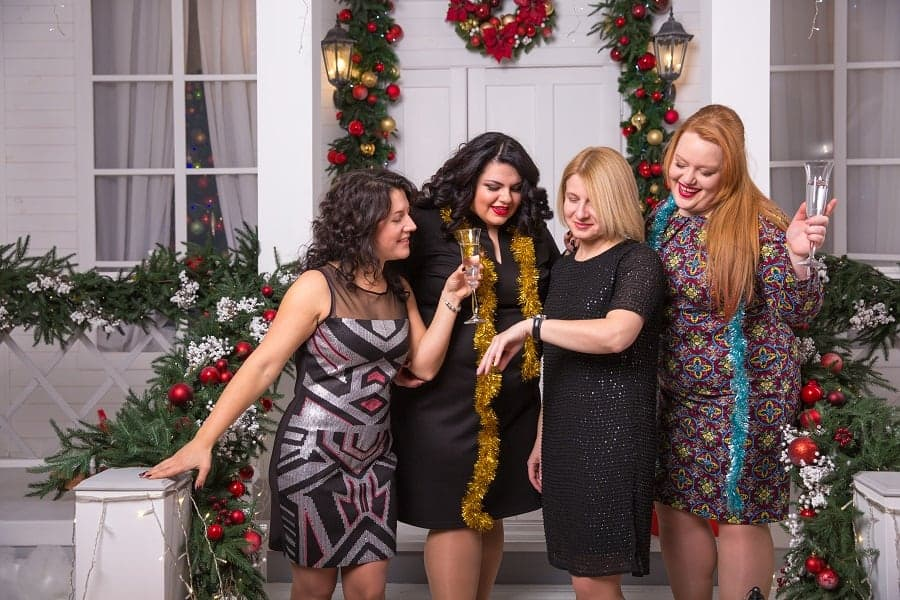 Stunning Plus Size Christmas Party Dresses - Plus Size Dresses for Holiday Party