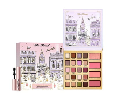 Too Faced Christmas in London