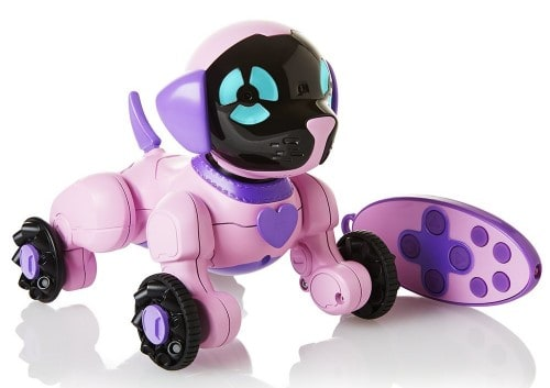 WowWee Chippies Robot Toy Dog Chippette