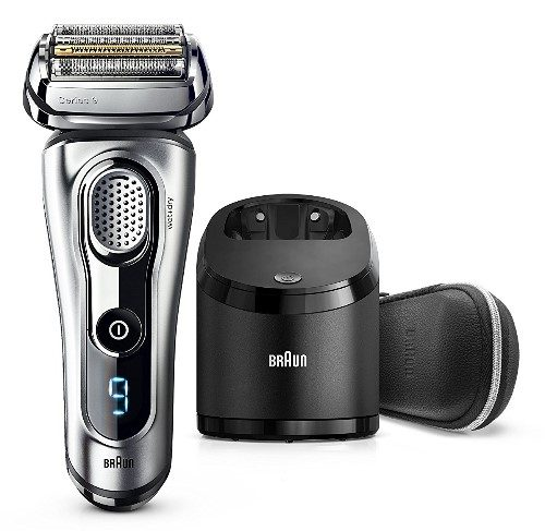 Braun Series 9290CC Men's Wet & Dry Electric Razor