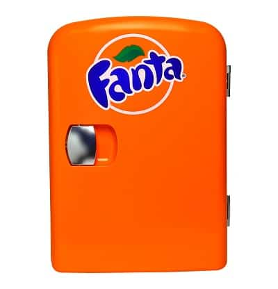 Fanta 4 Liter Portable Mini Fridge