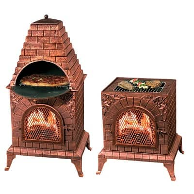 Pizza Oven With Fireplace - Christmas Gifts for Men Over 50