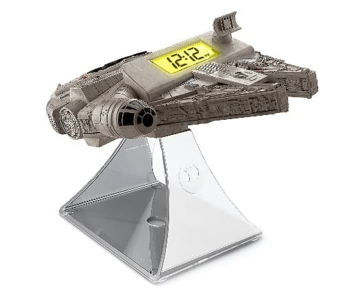 Star Wars Millenium Falcon Alarm Clock