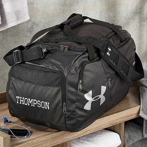 Under Armour Personalized Duffel Bag - Christmas Gifts for Teen Girls
