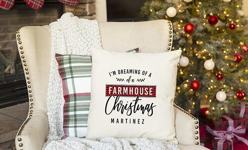 35 Farmhouse Christmas Decorations 2020 Absolute Christmas