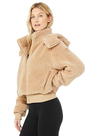 ALO Foxy Sherpa Jacket