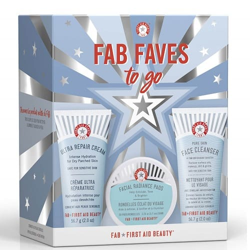 FAB First Aid Beauty Faves To Go Kit