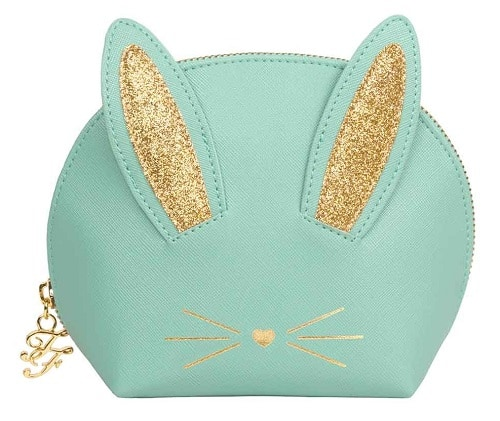Too Faced Cool Not Cruel Bunny Makeup Bag
