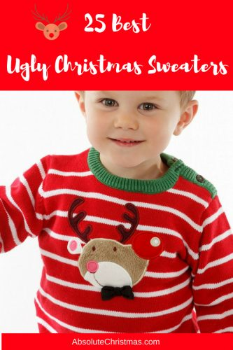 Best Ugly Christmas Sweaters for the Whole Family | Naughty Ugly Christmas Sweaters