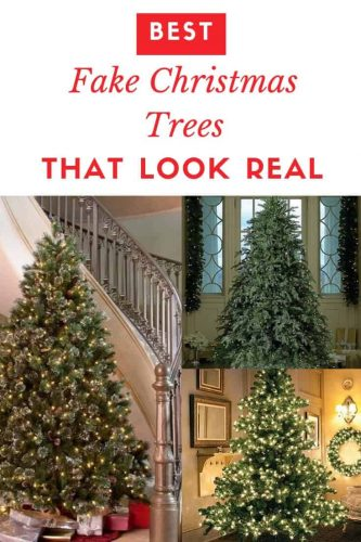 Best Fake Christmas Trees That Look REAL