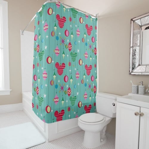 Disney Mickey Retro Shower Curtain