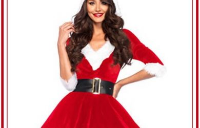 Mrs Santa Claus Costumes
