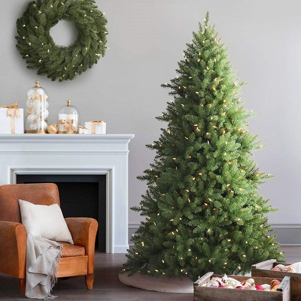 Berkshire Mountain Fir Artificial Christmas Tree - High Quality Artificial Christmas Trees
