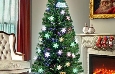 Best Fiber Optic Christmas Trees