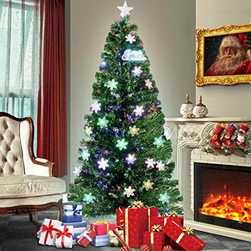 Best Fiber Optic Christmas Trees