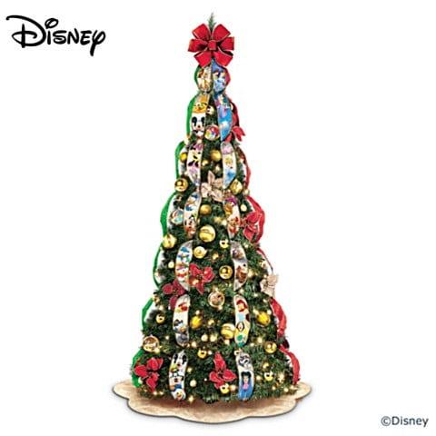 Disney Wondrous Christmas Pop-Up Tree with Lights
