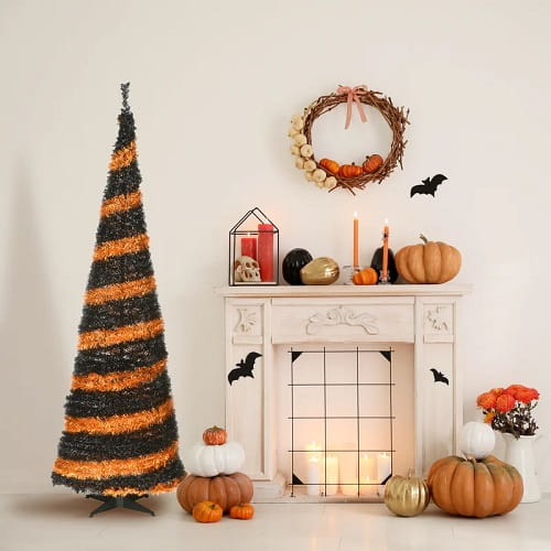 Pop Up Halloween Christmas Tree
