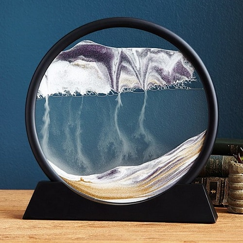 Unique Gifts for Men - Deep Sea Sand Art