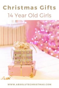 Christmas Gifts for 14 Year Old Girls