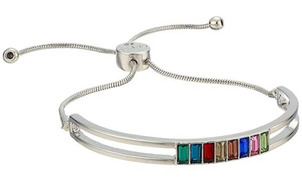GUESS Half Bangle With Stones