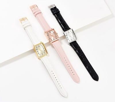 Gossip Watch Set of 3 Inspirational Watches