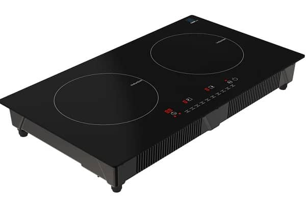 Cheftop Induction Cooktop with 2 Elements