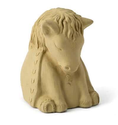 Chinese Zodiac Zen Garden Sculpture Horse
