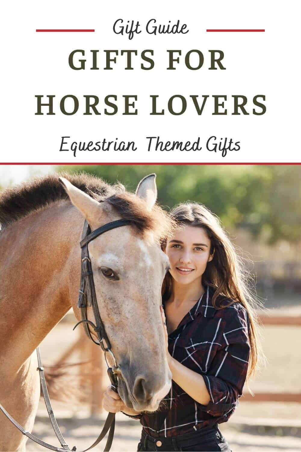 Gifts for Horse Lovers - Equestrian Themed Gifts