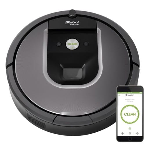 iRobot Roomba 960 Wi-Fi Connected Robot Vacuum - Christmas Gifts For Mom