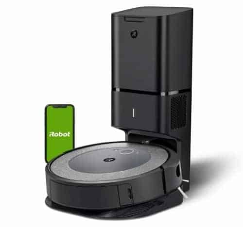 iRobot Roomba i3+ Robot Vacuum with Automatic Dirt Disposal