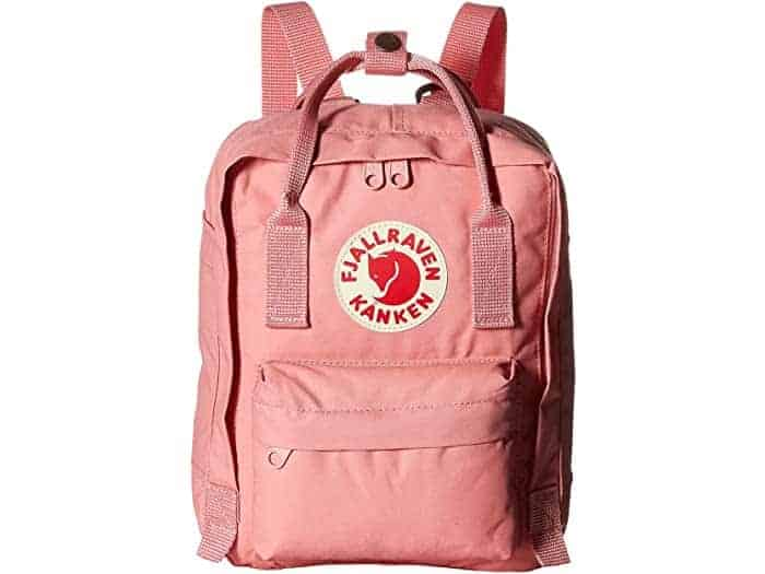 Fjällräven Kånken Mini Backpack - Pink