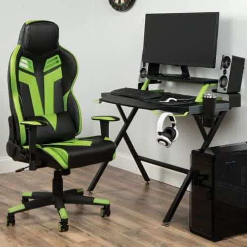 Gaming Desk and Chair Set - Gifts For 13 Year Old Boys